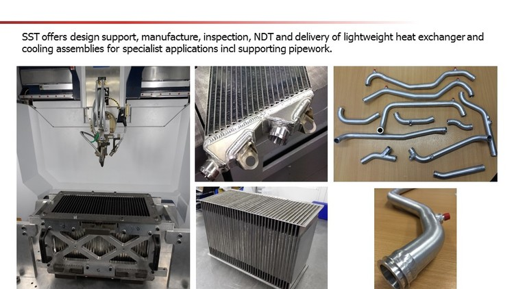 Precision Heat Exchangers
