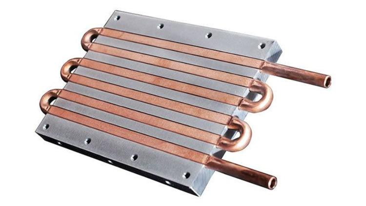 Liquid Cooled Plates