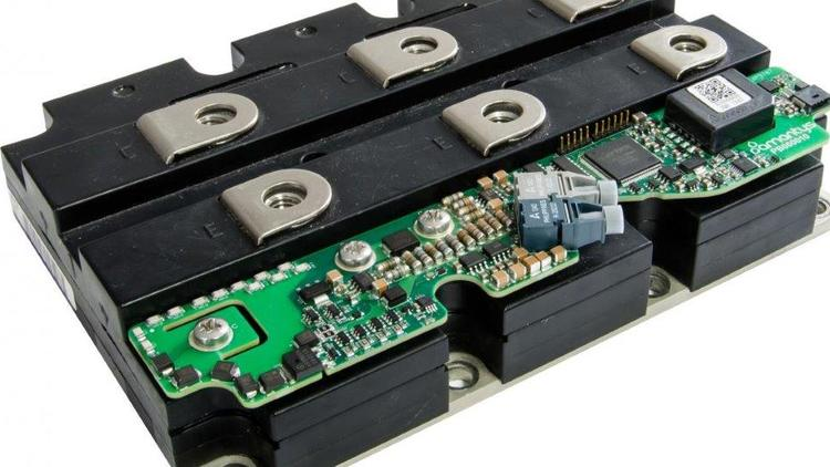 IGBT with Amantys Gate Drive Technology
