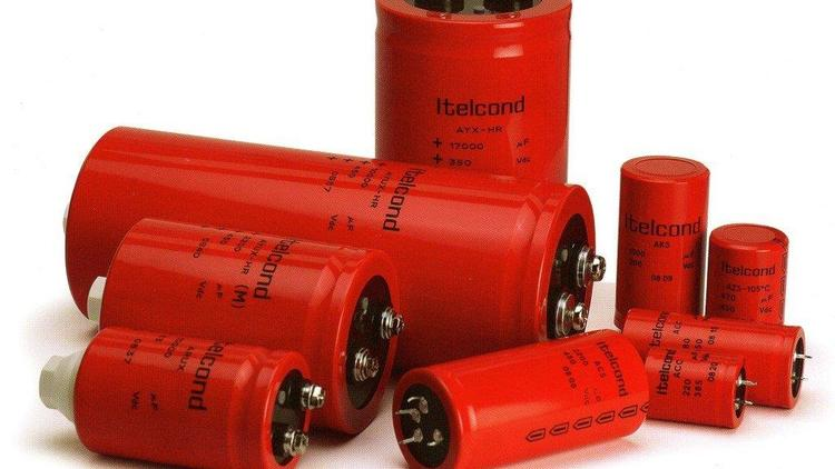 Itelcond - Electrolytic Capacitors