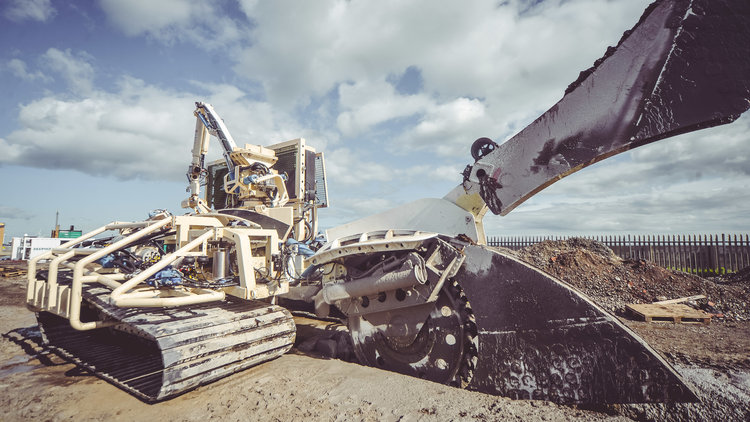 Subsea Trenching Vehicle - Major Upgrade